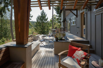 Arrow Point remodel, Bainbridge Island